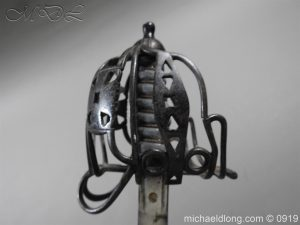 michaeldlong.com 4054 300x225 Scottish Victorian Basket Hilt Sword