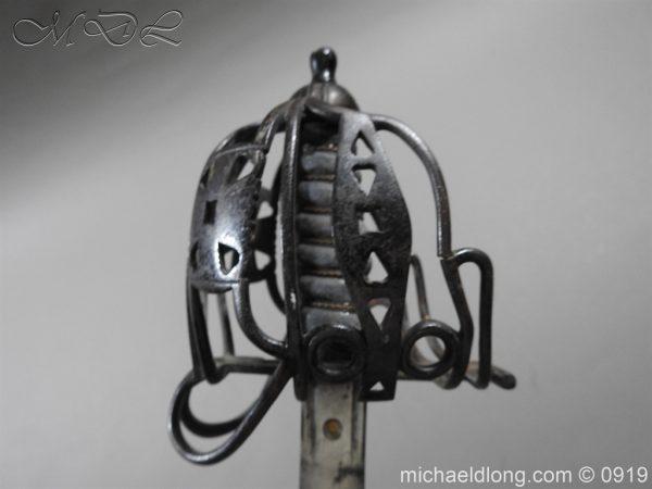 michaeldlong.com 4054 600x450 Scottish Victorian Basket Hilt Sword