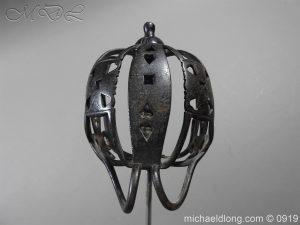 michaeldlong.com 4055 300x225 Scottish Victorian Basket Hilt Sword