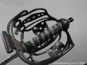 michaeldlong.com 4057 300x225 Scottish Victorian Basket Hilt Sword