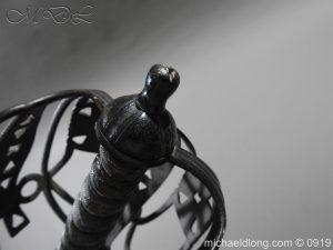 michaeldlong.com 4059 300x225 Scottish Victorian Basket Hilt Sword