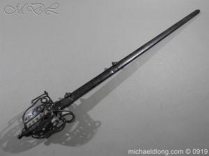 michaeldlong.com 4062 300x225 Scottish Victorian Basket Hilt Sword