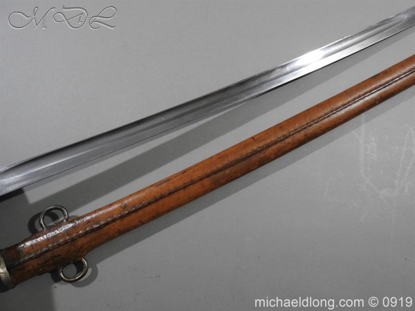 michaeldlong.com 4077 600x450 British 1899 Cavalry Troopers Sword by Wilkinson