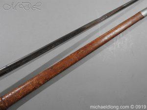 michaeldlong.com 4103 300x225 WW1 British 1897 Officers Presentation Sword