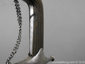 michaeldlong.com 4162 300x225 Silver Mounted Shamshir c 1820