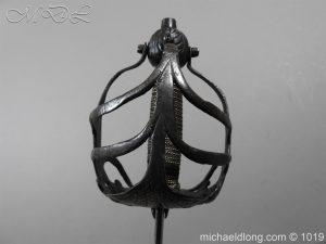 michaeldlong.com 4181 300x225 English Mortuary Hilted Broadsword 17th Century