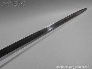 michaeldlong.com 4229 300x225 British 1788 Heavy Cavalry Officer's Sword