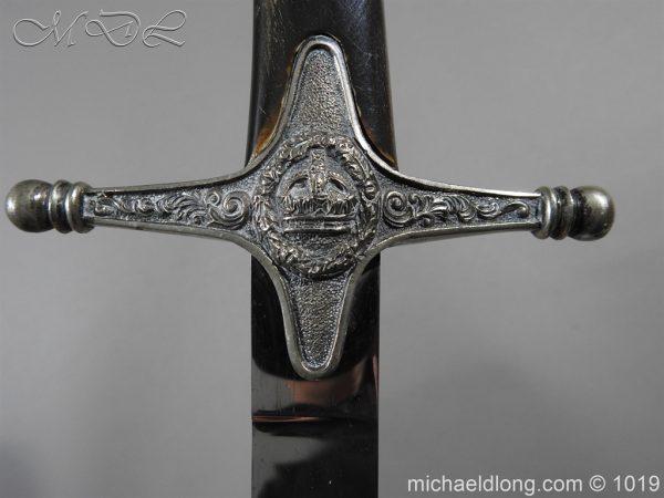 michaeldlong.com 4252 600x450 Police Officer's Mameluke Sword