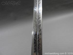 michaeldlong.com 4267 300x225 Scottish Basket Hilted Sword Silver Mounts