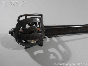 michaeldlong.com 4285 300x225 Scottish 17c Ribbon Hilt Sword