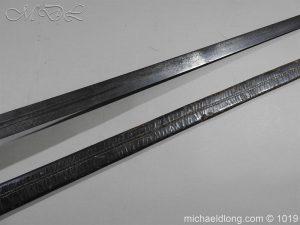 michaeldlong.com 4358 300x225 Scottish Officer's 1798 Pat Broad Sword by Fraser London