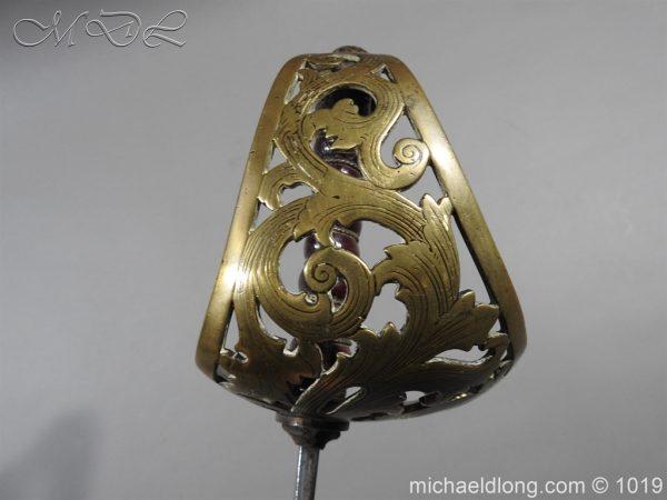 michaeldlong.com 4418 600x450 Victorian Royal Engineers Sword By Wilkinson Sword