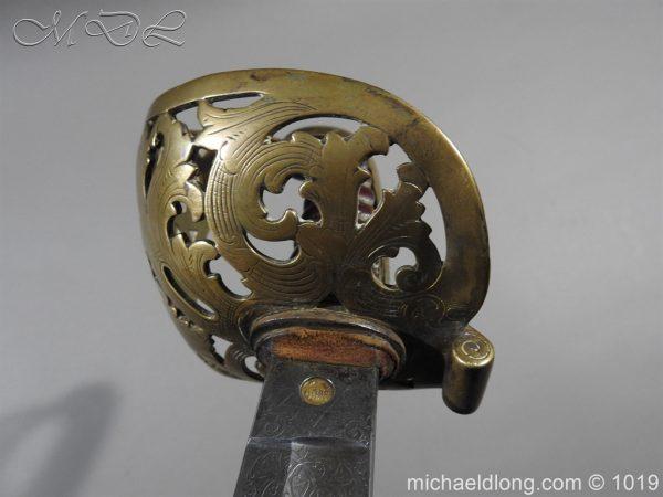 michaeldlong.com 4419 600x450 Victorian Royal Engineers Sword By Wilkinson Sword