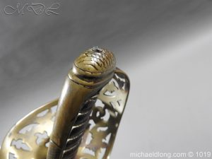 michaeldlong.com 4422 300x225 Victorian Royal Engineers Sword By Wilkinson Sword