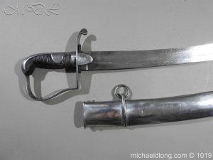 michaeldlong.com 4461 300x225 1796 Light Cavalry Sword by Craven