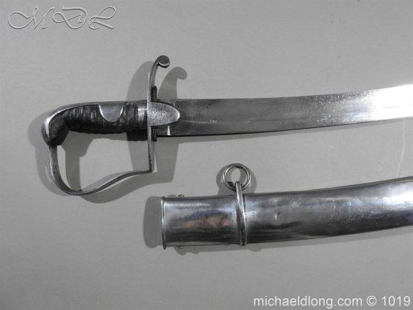 michaeldlong.com 4461 600x450 1796 Light Cavalry Sword by Craven