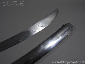 michaeldlong.com 4463 300x225 1796 Light Cavalry Sword by Craven