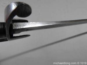 michaeldlong.com 4472 300x225 1796 Light Cavalry Sword by Craven