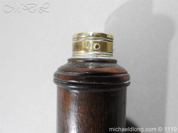 michaeldlong.com 4593 600x450 English Queen Anne Tipstaff c 1700
