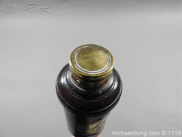 michaeldlong.com 4598 600x450 English Queen Anne Tipstaff c 1700