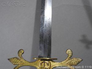 michaeldlong.com 4612 300x225 French Naval Dirk c 1810