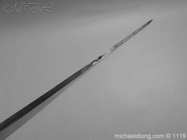 michaeldlong.com 4629 600x450 European Swept Hilt Rapier
