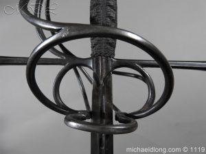 michaeldlong.com 4636 300x225 European Swept Hilt Rapier