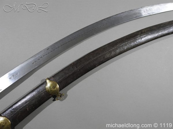 michaeldlong.com 4658 600x450 Polish Karabela Sabre 18th Century