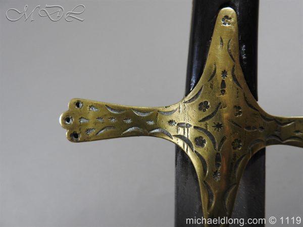 michaeldlong.com 4678 600x450 Polish Karabela Sabre 18th Century
