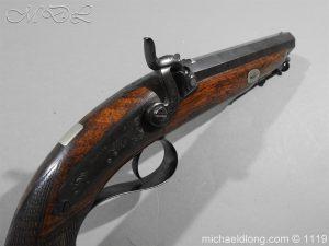 michaeldlong.com 4760 300x225 Percussion Pistol by Hollis Cheltenham