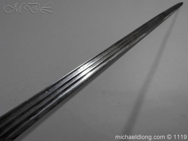 michaeldlong.com 4769 600x450 Scottish Basket Hilted Sword Andrea Ferrara c1720