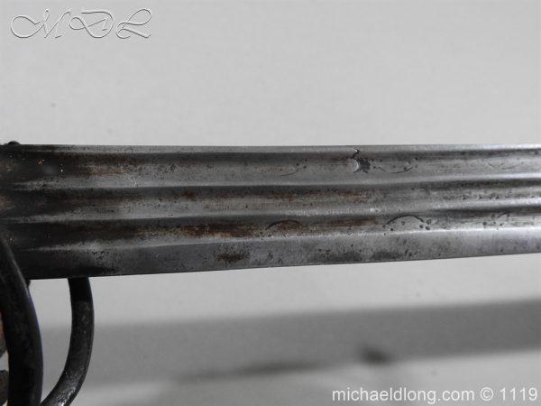 michaeldlong.com 4770 600x450 Scottish Basket Hilted Sword Andrea Ferrara c1720
