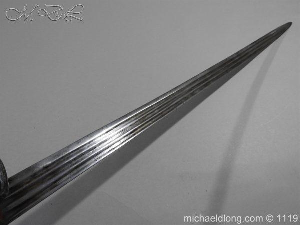 michaeldlong.com 4772 600x450 Scottish Basket Hilted Sword Andrea Ferrara c1720