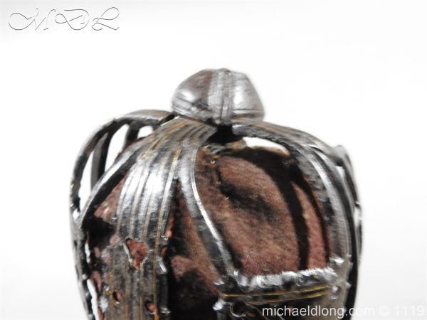 michaeldlong.com 4779 600x450 Scottish Basket Hilted Sword Andrea Ferrara c1720