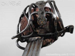michaeldlong.com 4783 300x225 Scottish Basket Hilted Sword Andrea Ferrara c1720
