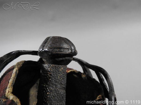 michaeldlong.com 4786 600x450 Scottish Basket Hilted Sword Andrea Ferrara c1720