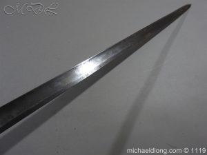 michaeldlong.com 4799 300x225 1796 Infantry Warrant Officer's Sword