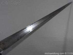 michaeldlong.com 4800 300x225 1796 Infantry Warrant Officer's Sword