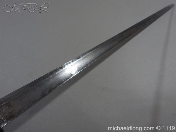 michaeldlong.com 4800 600x450 1796 Infantry Warrant Officer's Sword