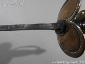 michaeldlong.com 4802 300x225 1796 Infantry Warrant Officer's Sword