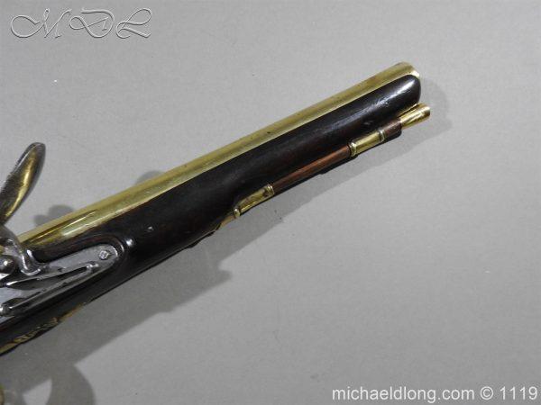 michaeldlong.com 4813 600x450 Flintlock Pistol by W Parker