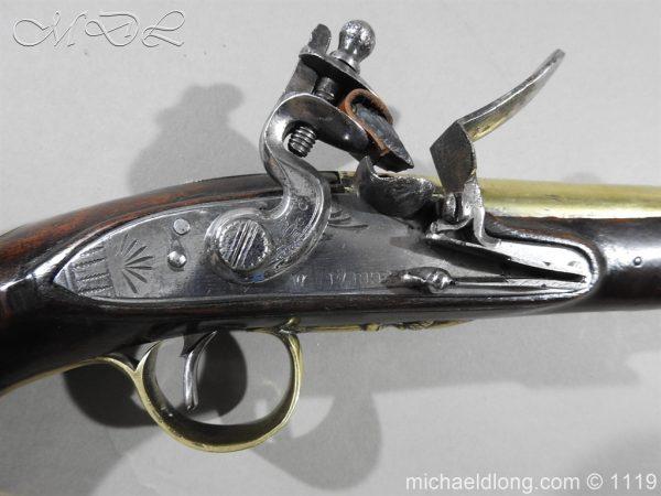 michaeldlong.com 4814 600x450 Flintlock Pistol by W Parker