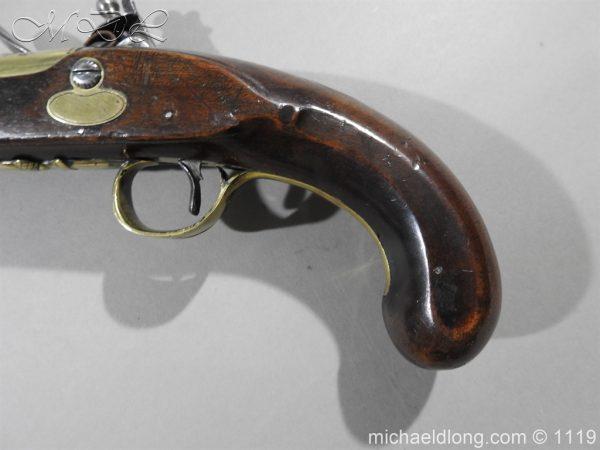 michaeldlong.com 4816 600x450 Flintlock Pistol by W Parker