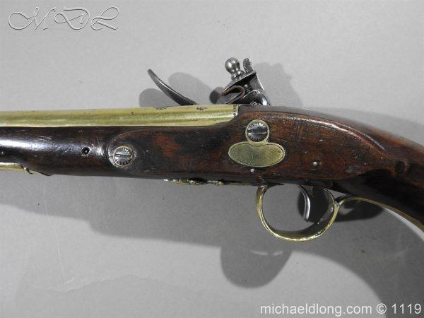 michaeldlong.com 4817 600x450 Flintlock Pistol by W Parker
