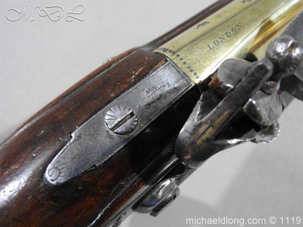 michaeldlong.com 4822 600x450 Flintlock Pistol by W Parker
