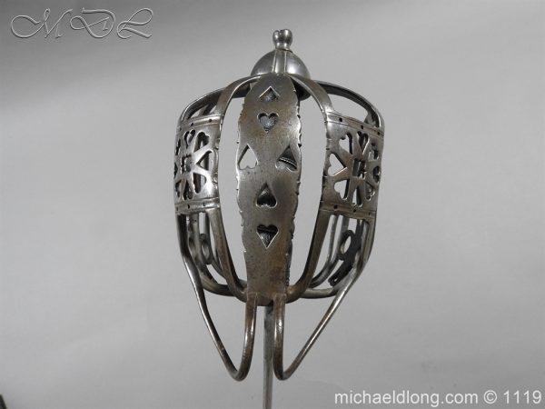 michaeldlong.com 4845 600x450 Scottish Basket Hilt Sword by Wilkinson