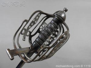michaeldlong.com 4847 300x225 Scottish Basket Hilt Sword by Wilkinson