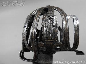 michaeldlong.com 4861 300x225 Scottish Basket Hilted Broad Sword c 1680