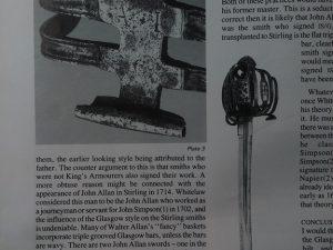 michaeldlong.com 4877 300x225 Scottish Basket Hilted Broad Sword c 1680