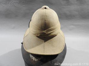 michaeldlong.com 4942 300x225 Royal Scots Guards Officer's Wolseley Helmet